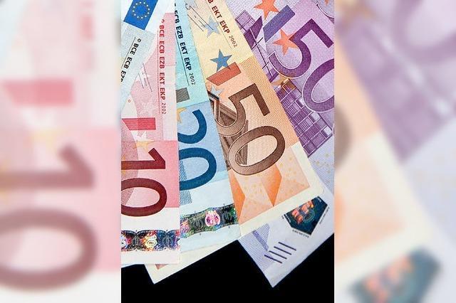 Höhere Einnahmen und weniger Schulden
