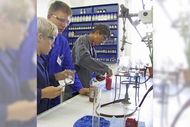 Chemiepark als Schlüsselprojekt