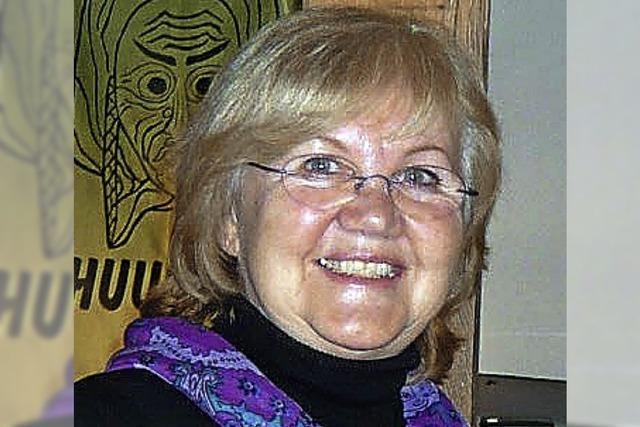 Mundart-Preis für Heidi Zöllner