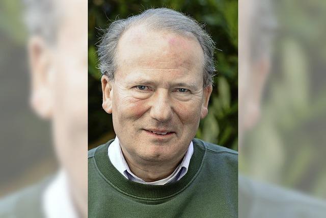 Edgar von Cramm, Tierarzt und bald Ständiger Diakon in der Freiburger Erzdiözese