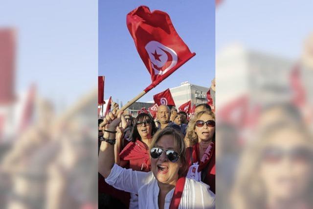 Warum die Tunesierinnen besser dastehen als andere Araberinnen