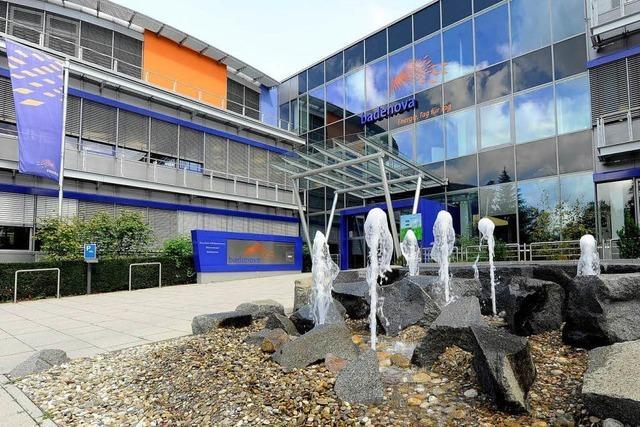 Badenova baut Unternehmensstruktur um