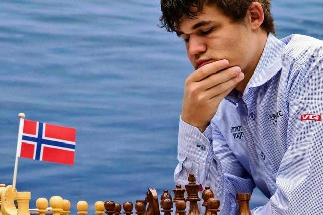 Renaissance des Geistes: Carlsen gewinnt Schach-WM