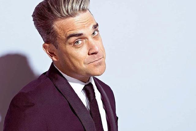 Robbie Williams: Alter schützt vor Ehrgeiz nicht