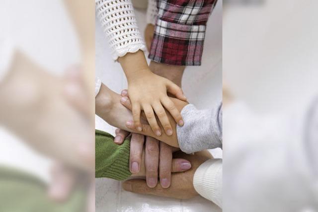 Pflegefamilie - fast wie eine normale Großfamilie