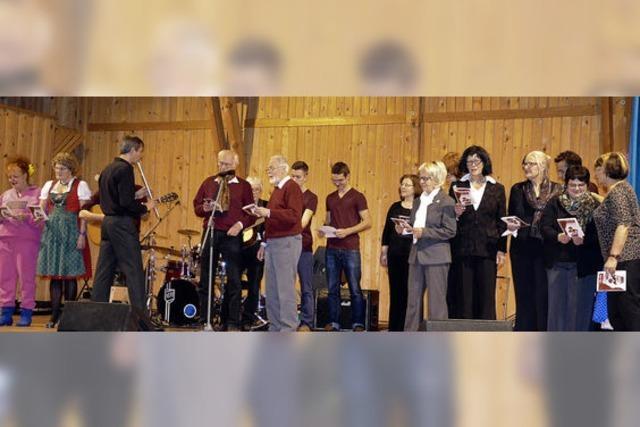 Eine kreative Hymne auf St. Märgen