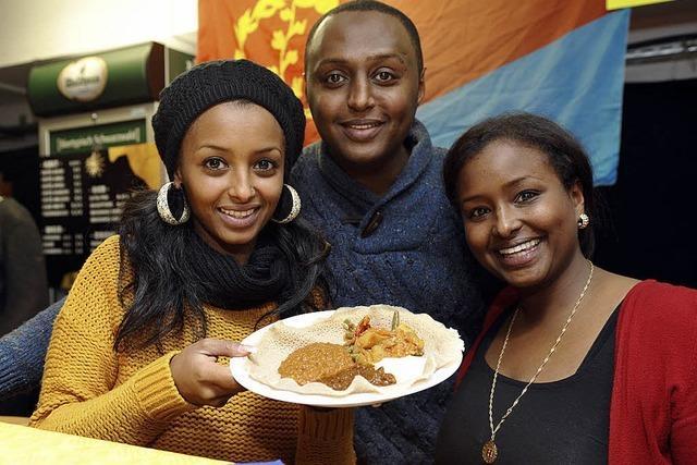 African-Kiss-Festival - ein Hauch Afrika in Freiburg