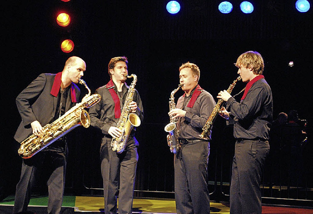Das Amstel Quartet     Foto: Thomas Loisl Mink