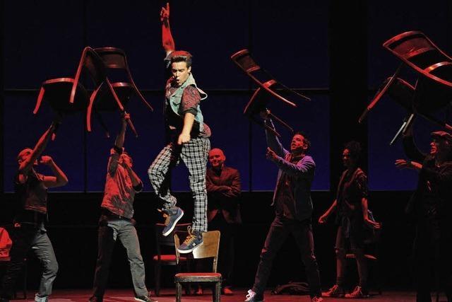 "Theater Basel: Musical ""Fame"" feiert Premiere"