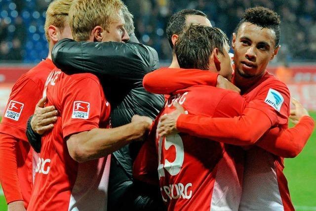 1:0 in Braunschweig: Der SC hat die Ruhe bewahrt