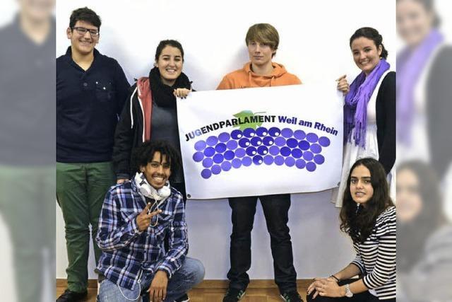Jugendparlament rockt das Jugendcafé am kommenden Samstag