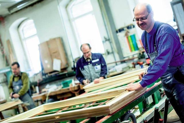 Fensterbauer Bayer entwickelt Schiebefenster mit Spitzendämmwert