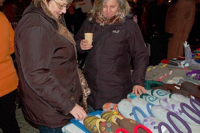 Weihnachtsmarkt, Dorfweihnacht und Co