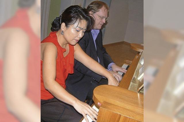 Ein Klavierabend wie aus einem Guss