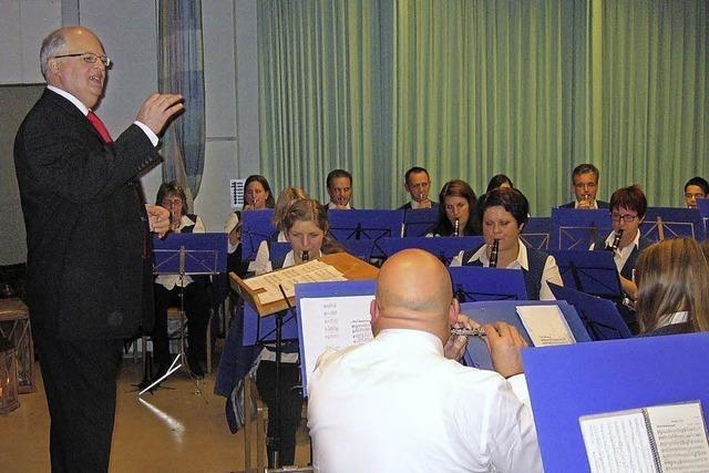 Erstes Konzert unter neuer Leitung