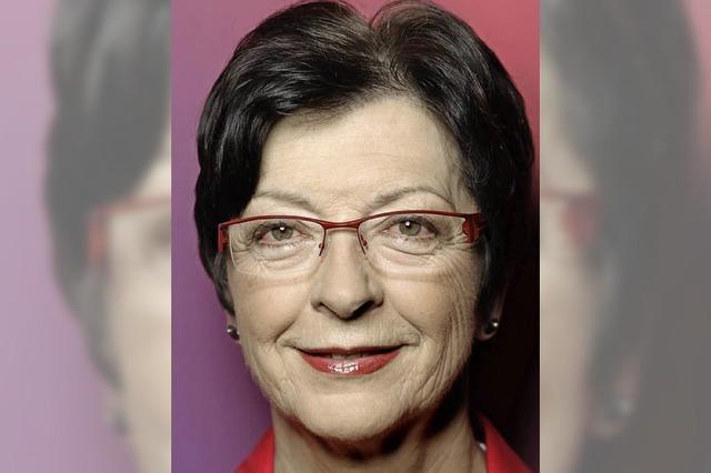 Elvira Drobinski-Weiß einstimmig wiedergewählt
