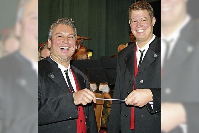 Beifallsstürme beim Abschiedskonzert des Dirigenten