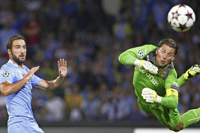 Dortmund und Schalke in der Champions League unter Druck