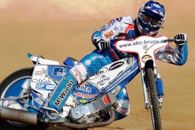 Max Dilger aus Sulz ist Motorsportler des Jahres