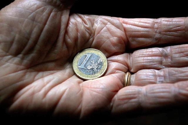 Senioren in Deutschland droht Wohnungsnot
