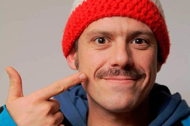 Movember: Herbolzheimer sammelt Dank Schnauzer erfolgreich Spenden