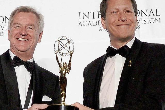 Zwei Emmys für Deutschland