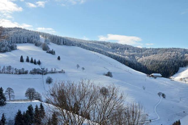 Zwei-Täler-Skiarena: Mehr Weiß, bitte!