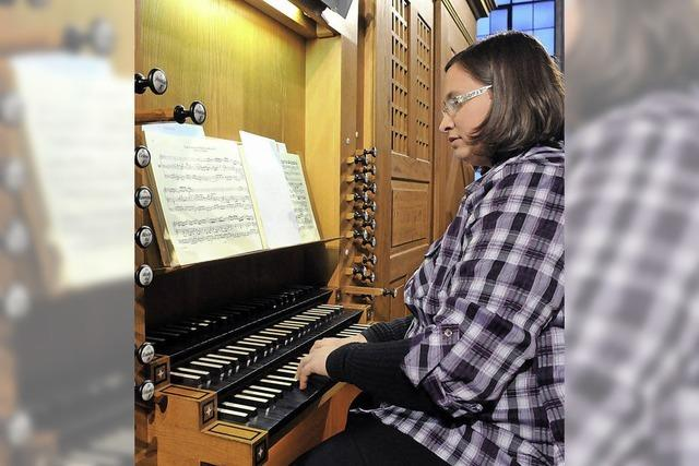 Trauer, Chaos und Leichtfüßigkeit an der Orgel