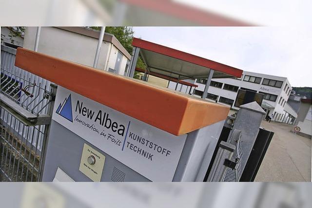 Weiter Streit bei New Albea