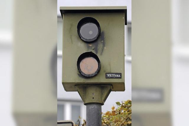 Rat lehnt stationäre Radaranlagen ab