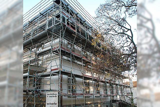 Villa Bauer wird zum Juwel in der Stadt
