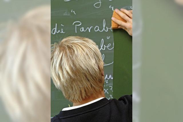 Lehrern fehlt oft die Wertschätzung