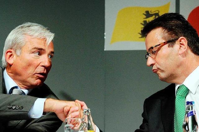 Spitzenämter bei der CDU: Eine Partei ringt mit sich selbst