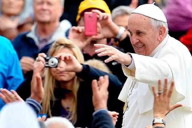 Franziskus möchte eine lebendige und offene Kirche