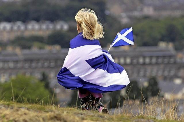 Plan für ein unabhängiges Schottland