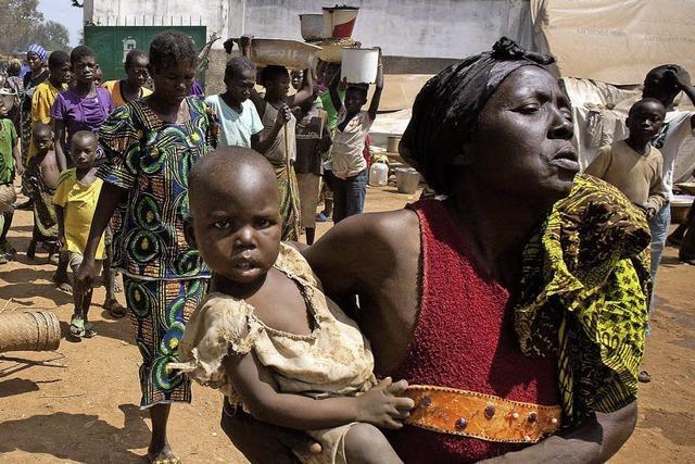 Schwere Verbrechen in Zentralafrika