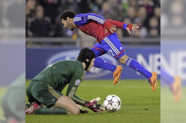 FC Basel siegt erneut gegen Chelsea