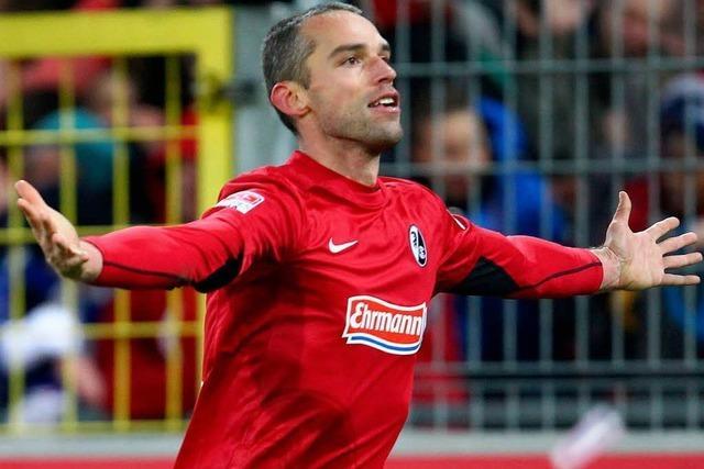 SC Freiburg gegen Liberec: