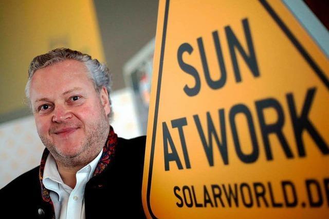 Solarworld: Beinahe-Pleitier auf Einkaufstour