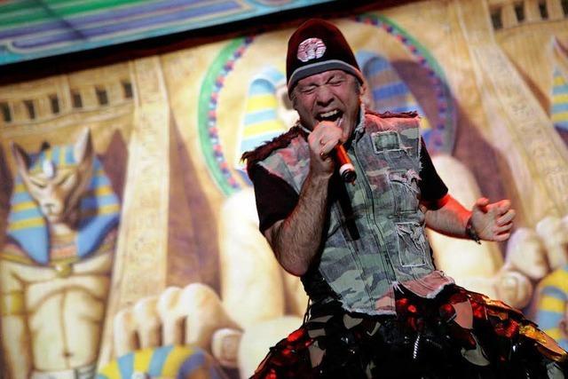 Metallica und Iron Maiden spielen bei Rock am Ring