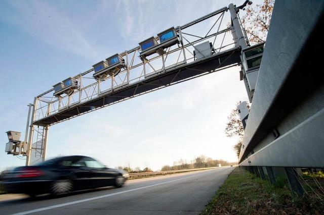 Raser haften bei Unfällen auf Autobahnen mit