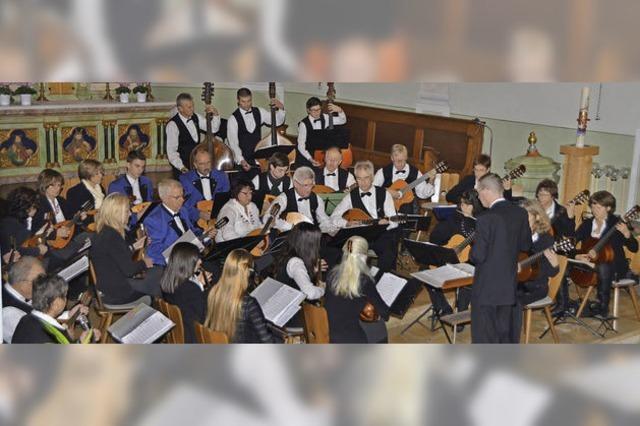 Spannung im Kirchenraum