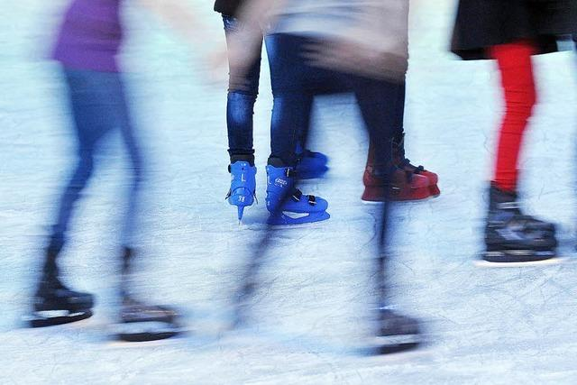 Eislaufbahnen in Südbaden und der Region: Eisiges Vergnügen