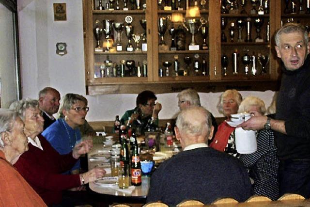 Unterhaltung für Senioren