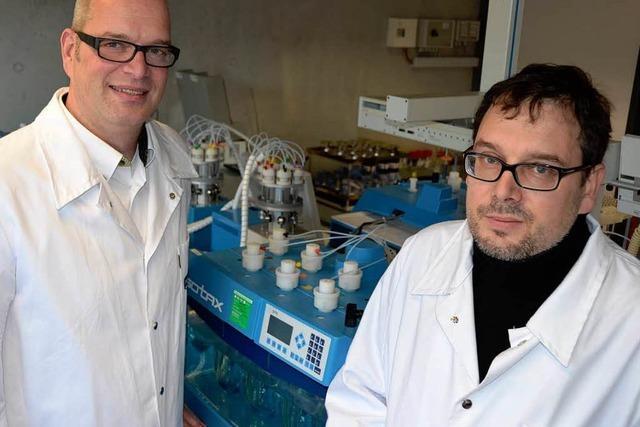 Lörracher Familienunternehmen analysiert Arznei und Kosmetika