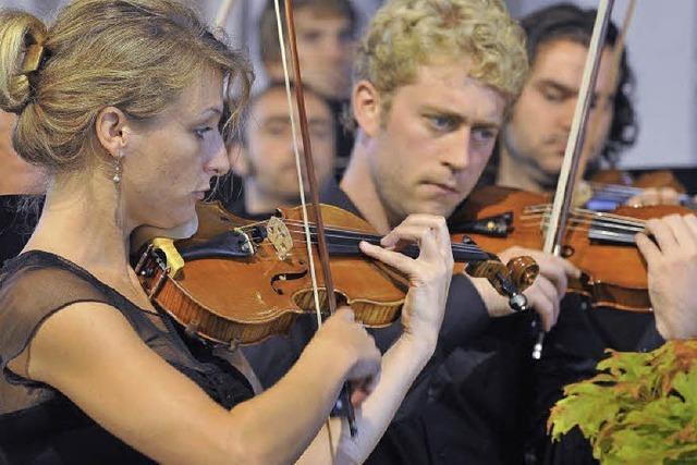 Kammermusik: Adventskonzert der Camerata Academica