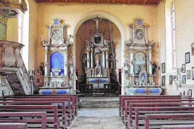 Neue Hoffnung für Kapelle