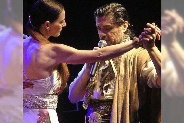 Das Gloria im Tango-Fieber