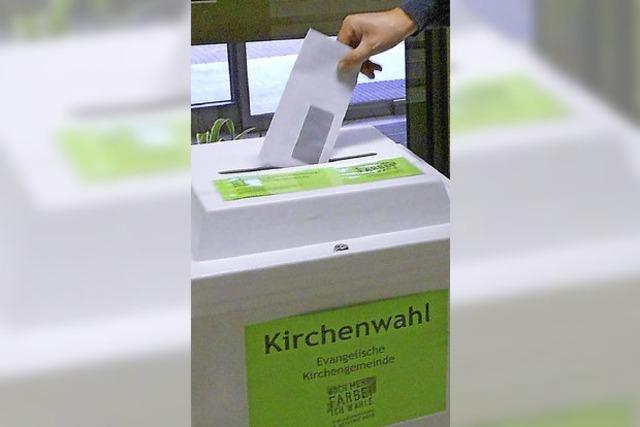 Briefkasten ist Wahlurne