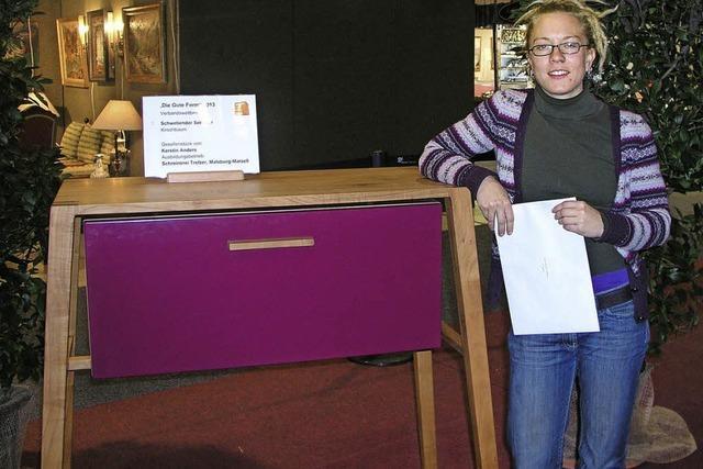 Kerstin Anders überzeugte die Jury